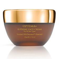 Aqua MINERAL Optima+ pleťový krém 50 ml, Supreme Face Cream