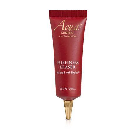 Aqua MINERAL Premium očný gél 25 ml, Puffiness Eraser