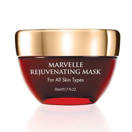Aqua MINERAL Premium pleťová maska 50 ml, Marvelle Rejuvenating Mask