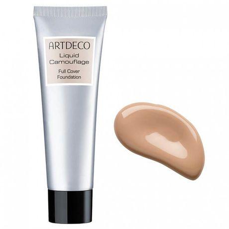 Artdeco Liquid Camouflage Full Cover Foundation make-up 25 ml, 12