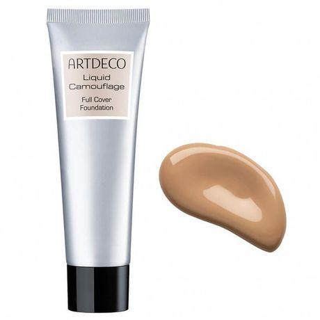 Artdeco Liquid Camouflage Full Cover Foundation make-up 25 ml, 38