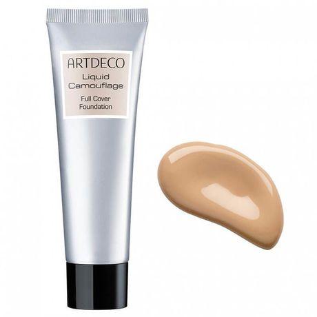 Artdeco Liquid Camouflage Full Cover Foundation make-up 25 ml, 46
