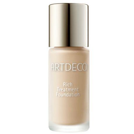 Artdeco Rich Treatment Foundation make-up 20 ml, Sunny Shell