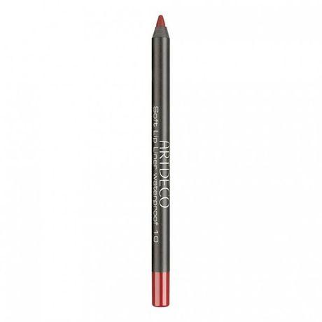 Artdeco Soft Lip Liner Waterproof ceruzka na pery 1.2 g, 10 Seductive Red