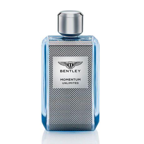 Bentley Momentum Unlimited toaletná voda 100 ml