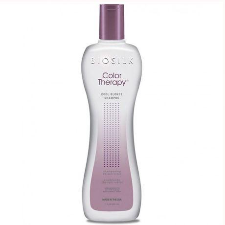 Biosilk Color Therapy šampón 355 ml, Cool Blond Shampoo