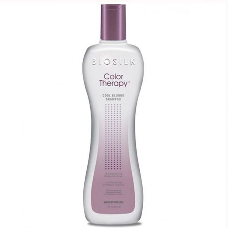 Biosilk Color Therapy šampón 355 ml, Cool Blonde