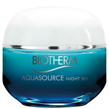 Biotherm Aquasource krém 50 ml, Night SPA