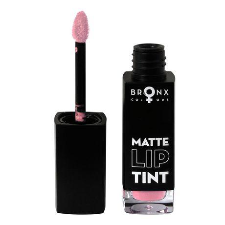 Bronx Colors Matte Lip Tint rúž 5 ml, Blossom