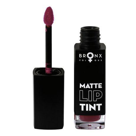 Bronx Colors Matte Lip Tint rúž 5 ml, Burgundy
