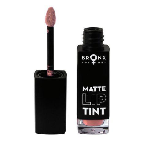 Bronx Colors Matte Lip Tint rúž 5 ml, Earth Tone