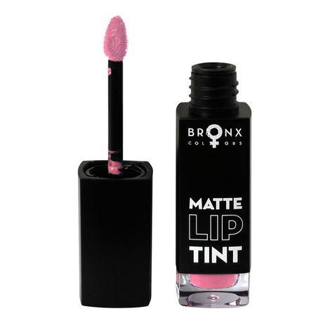 Bronx Colors Matte Lip Tint rúž 5 ml, Pink Begonia