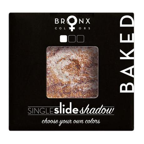 Bronx Colors Single Slide Baked Shadow očný tieň 2 g, Venus
