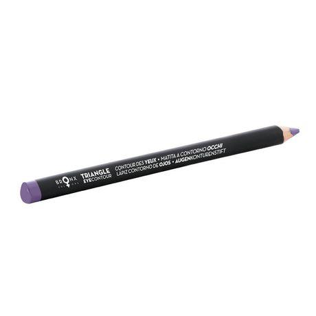 Bronx Colors Triangle Eye Contour ceruzka na oči, 05 Violetta