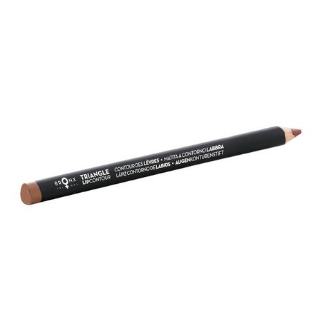 Bronx Colors Triangle Lip Contour ceruzka na pery, 11 Nudist