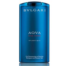 Bvlgari Aqva Pour Homme Atlantiqve sprchový gél 200 ml
