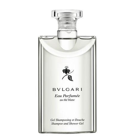 Bvlgari Eau Parfumée Au Thé Blanc sprchový gél 200 ml