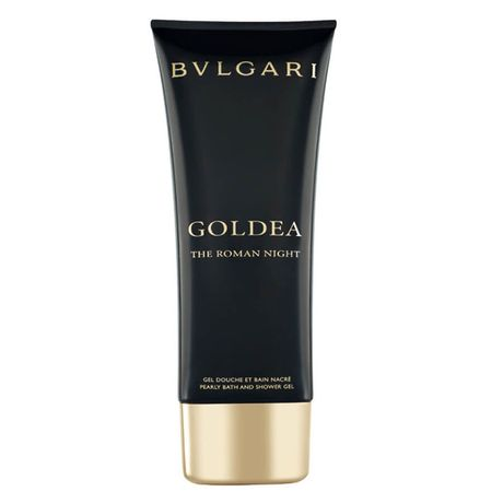 Bvlgari Goldea The Roman Night sprchový gél 100 ml