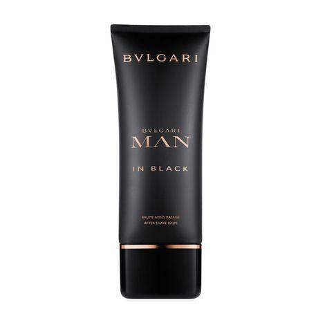 Bvlgari Man In Black balzam po holení 100 ml
