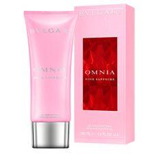 Bvlgari Omnia Pink Sapphire sprchový gél 100 ml