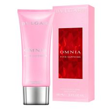 Bvlgari Omnia Pink Sapphire telové mlieko 100 ml
