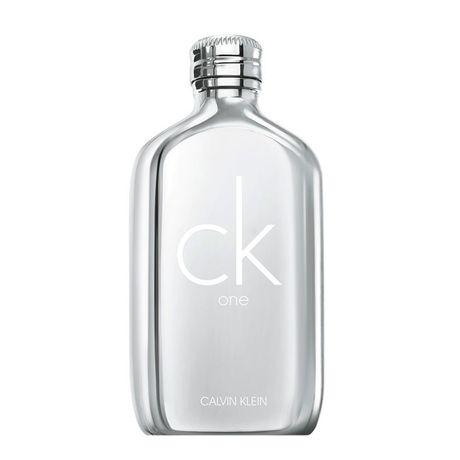 Calvin Klein CK One Platinum toaletná voda 50 ml