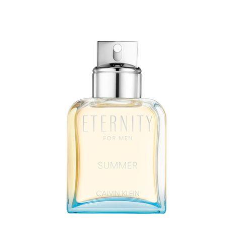 Calvin Klein Eternity Summer Man 2019 toaletná voda 100 ml