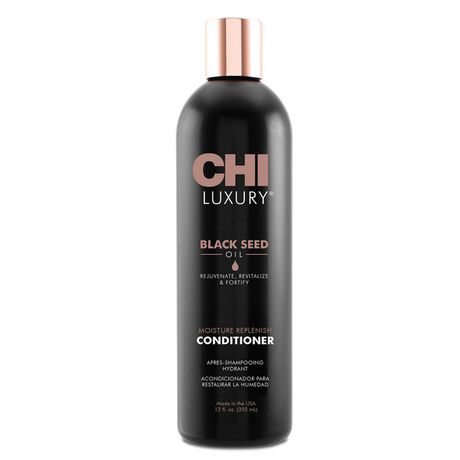 CHI Luxury Black Seed Oil kondicionér 355 ml, Moisture Replenish Conditioner