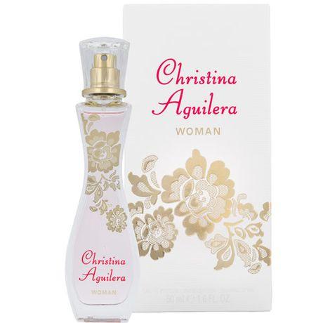 Christina Aguilera Woman parfumovaná voda 30 ml