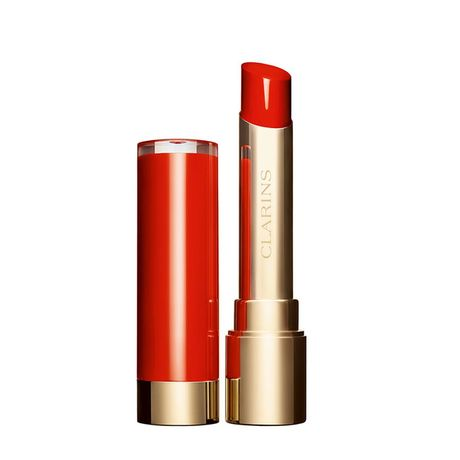 Clarins Joli Rouge Lacquer rúž 3 g, 761 Spicy Chili