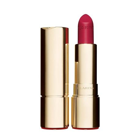 Clarins Joli Rouge Velvet rúž 3.5 g, 762V Pop Pink