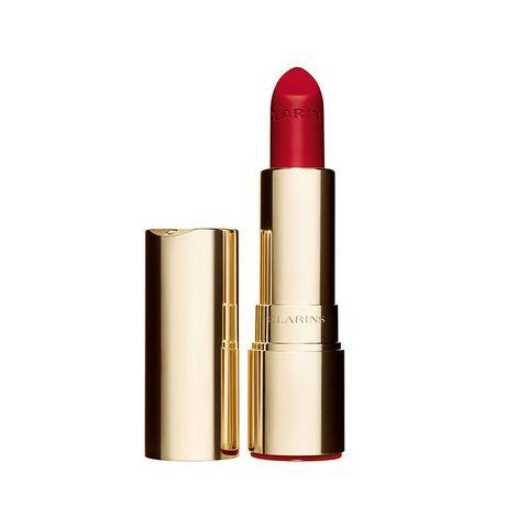 Clarins Joli Rouge Velvet rúž, 742 Joli Rouge