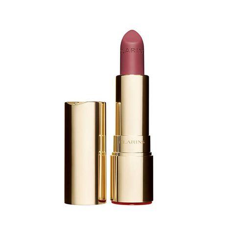 Clarins Joli Rouge Velvet rúž, 759  Woodberry