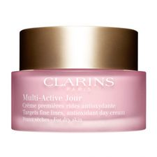 Clarins Multi-Active krém 50 ml, Day Cream Dry Skin