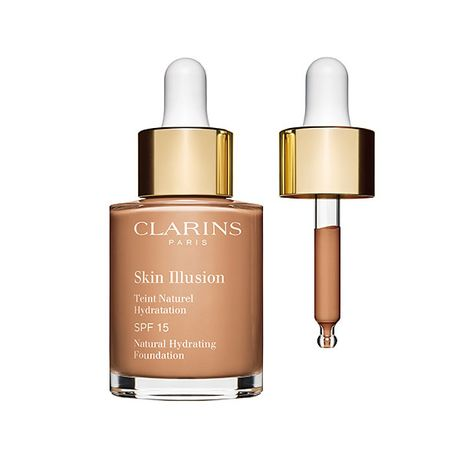 Clarins Skin Illusion Natural Hydrating Foundation make-up 30 ml, 112
