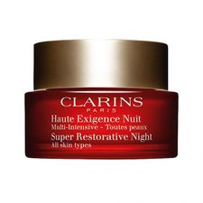 Clarins Super Restorative Care nočný krém 50 ml, Night Cream All Skin Type