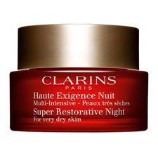 Clarins Super Restorative Care nočný krém 50 ml, Night Cream Dry Skin Types