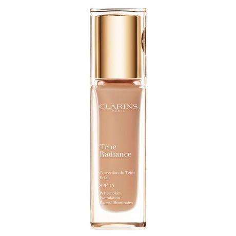 Clarins True Radiance Foundation make-up 30 ml, 112.5