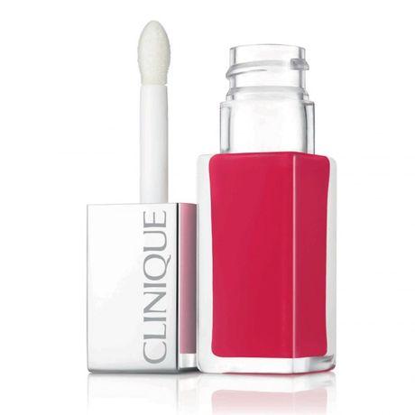 Clinique Pop Lacquer Lip Colour lesk, 01 Cocoa Pop