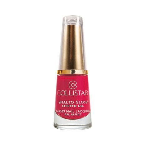 Collistar Gloss Nail Lacquer Gel Effect lak na nechty 6 ml, 552 Intense Geranium
