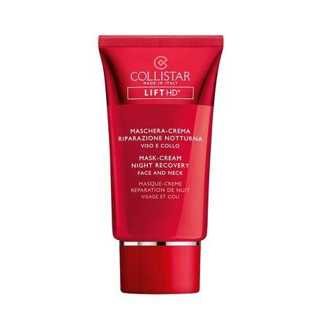 Collistar Lift HD maska 50 ml, Night Recovery Mask Cream