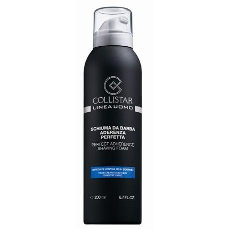 Collistar Men pena na holenie 200 ml, Perfect Adherence Shaving Foam