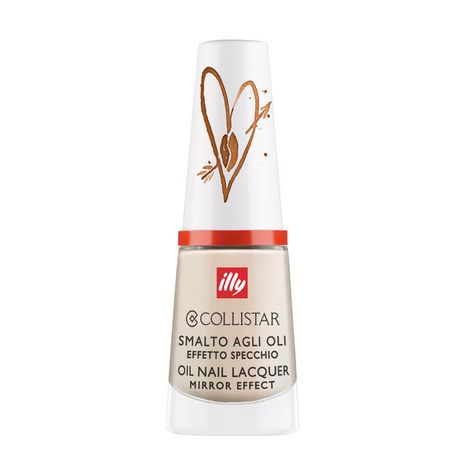 Collistar Oil Nail Lacquer Mirror Effect lak na nechty 6 g, 316 Latte Macchiato