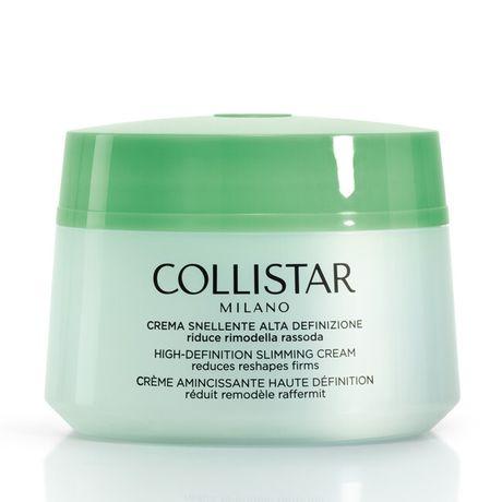 Collistar Perfect body prípravok na telo 400 ml, High Definition Slimming Cream Reduces Reshapes Firms