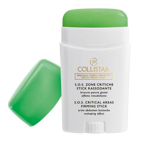 Collistar Perfect body prípravok na telo 75 ml, S.O.S. Critical Areas Firming Stick