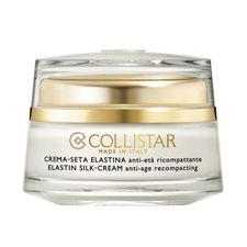 Collistar Pure Actives krém 50 ml, Elastin Silk Cream Anti-age Recompacting
