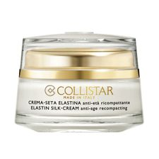 Collistar Pure Actives krém 50 ml, Elastin Silk Cream Anti-age Recompacting