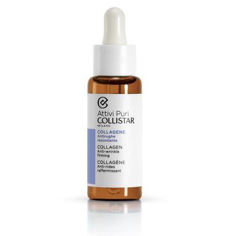 Collistar Pure Actives pleťová emulzia 30 ml, Collagen antiwrinkle firming
