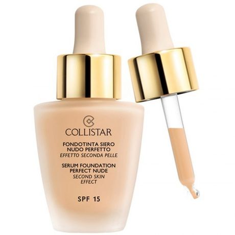 Collistar Serum Foundation Perfect Nude make-up 30 ml, N4 Sand