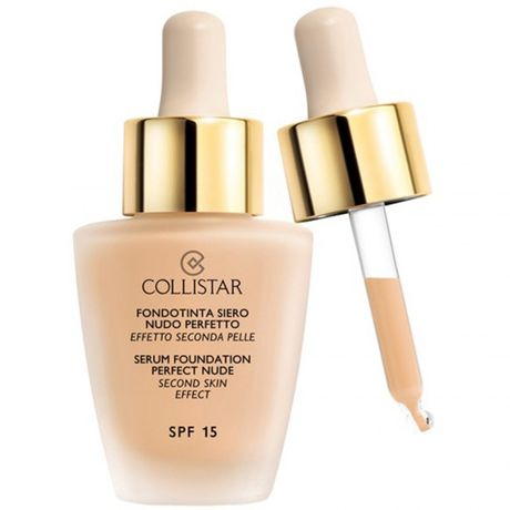 Collistar Serum Foundation Perfect Nude make-up 30 ml, N6 Sun